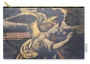 Ren Lady With Wings Carry-all Pouch