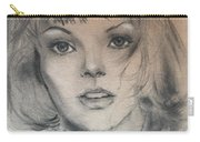 Renee Russo Carry-all Pouch