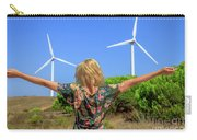Renewable Energy Concept Carry-all Pouch