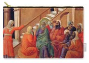 Renunciation Of Peter 1311 Carry-all Pouch