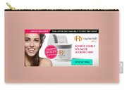 Replenish Cream Carry-all Pouch