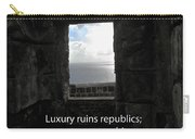 Republics And Monarchies Carry-all Pouch