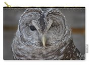 Rescue Owl Carry-all Pouch
