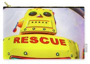 Rescue Yellow Bot Carry-all Pouch