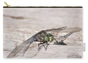 Rescued Dragonfly Carry-all Pouch