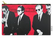 Reservoir Dogs 2013 Carry-all Pouch by Luis Ludzska
