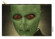 Resident Professor Of Interplanetary Research Area 51 Carry-all Pouch
