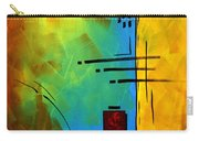 Resonating By Madart Carry-all Pouch