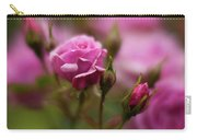 Resplendent Roses Carry-all Pouch