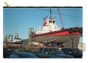 Response In Anacortes Drydock Carry-all Pouch