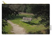 Rest Along The Path Carry-all Pouch