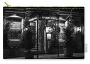 Restaurant Jeanne D'arc Bw Carry-all Pouch