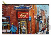 Restaurant John Montreal Carry-all Pouch
