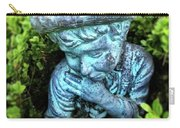 Restful Moment In The Garden Carry-all Pouch