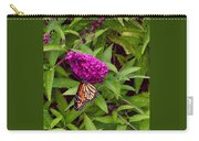 Resting Butterfly 1 Carry-all Pouch