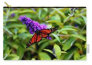 Resting Butterfly 2 Carry-all Pouch