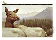 Resting Deer Carry-all Pouch