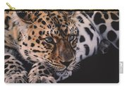 Resting Leopard  Carry-all Pouch