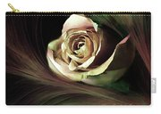 Resting Rose Carry-all Pouch