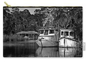Resting Shrimp Boats Carry-all Pouch