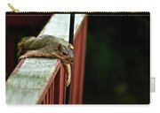 Resting Squirrel Carry-all Pouch