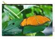 Resting--tropical Butterfly Carry-all Pouch