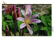 Resurrection Flower Carry-all Pouch