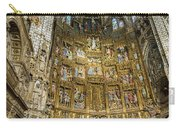 Retable - Toledo Cathedral - Toledo Spain Carry-all Pouch