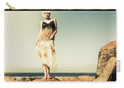 Retro Beach Fashions Carry-all Pouch
