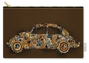 Retro Beetle Car 6 Carry-all Pouch