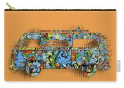Retro Camper Van 2 Carry-all Pouch