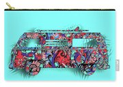 Retro Camper Van 3 Carry-all Pouch