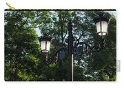 Retro Chic Streetlamps - Old World Charm With A Modern Twist Carry-all Pouch