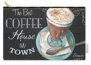 Retro Coffee 2 Carry-all Pouch