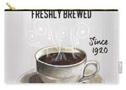 Retro Coffee Shop 2 Carry-all Pouch