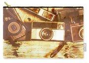 Retro Film Cameras Carry-all Pouch