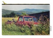 Retro Ford Carry-all Pouch