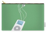 Retro Ipod Carry-all Pouch