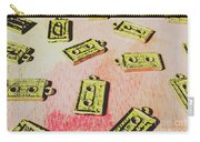 Retro Music Tapes Carry-all Pouch