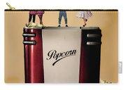 Retro Popcorn Carry-all Pouch