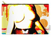 Retro Redhead Carry-all Pouch