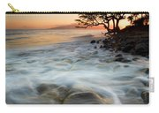 Return To The Sea Carry-all Pouch by Mike  Dawson