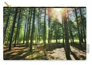 Retzer Nature Center Pine Trees Carry-all Pouch