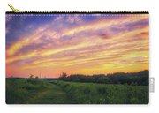 Retzer Nature Center - Summer Sunset #4  Carry-all Pouch