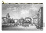 Revolution Of Geneva 1846 Place Bel-air Carry-all Pouch