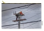 Rewiring A Power Pole Carry-all Pouch