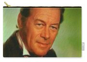Rex Harrison, Actor Carry-all Pouch