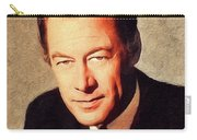 Rex Harrison, Vintage Actor Carry-all Pouch