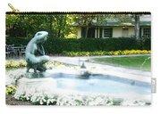 Reynolda Fountain Carry-all Pouch