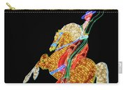 Rhinestone Cowboy Carry-all Pouch